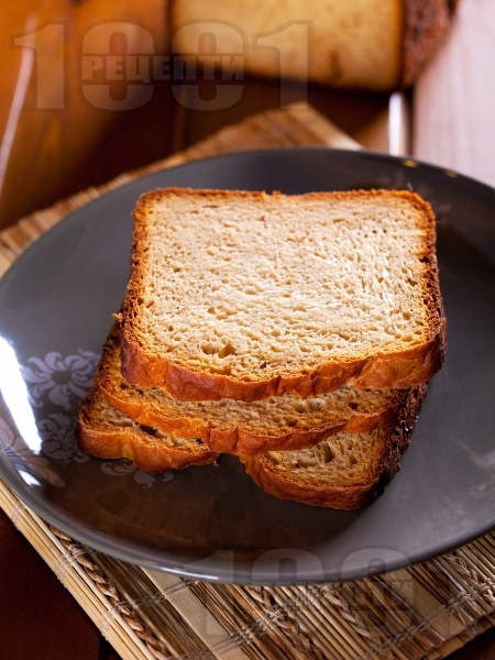 Домашен картофен хляб за хлебопекарна - снимка на рецептата